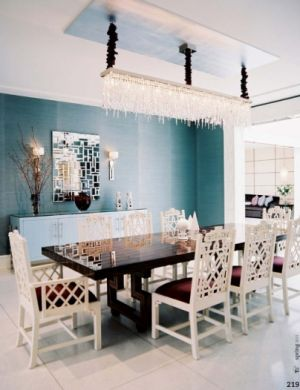 sophisticated chandeliers - mylusciouslife.com - Dining room with chandelier.jpg