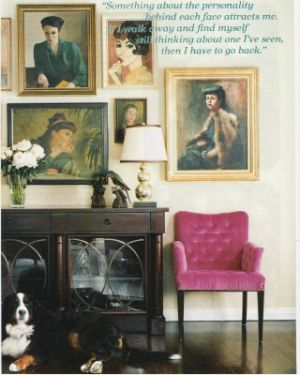 Pink interior design - myLusciousLife.com - Mindy Weiss home.jpg