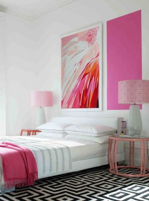 Pink interior design - myLusciousLife.com - pretty in pink.jpg