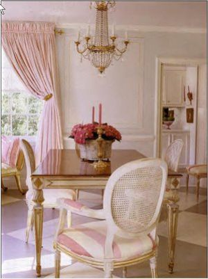 photos of pink furniture - myLusciousLife.com - Living room.jpg