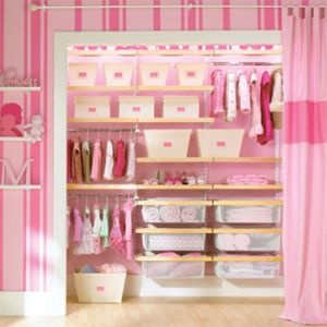 pink decorating ideas - myLusciousLife.com - pink_kid_closet.jpg