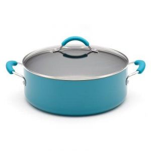 Aluminum nonstick wide stockpot - Peacock - Kitchenaid.jpg