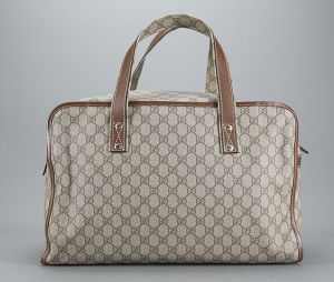 Gucci Monogram Coated Canvas Large Travel Bag.jpg