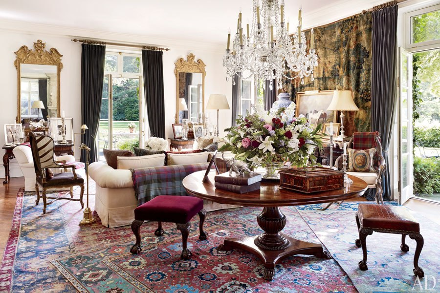 famous folk at home ralph lauren in manhattan bedford and colorado