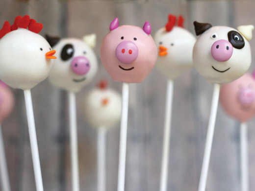 Fabulous Foodie Cake Pops