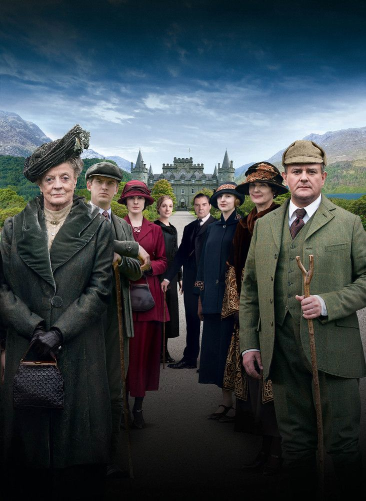 Downton Abbey - Season 3 - Christmas special6.jpg