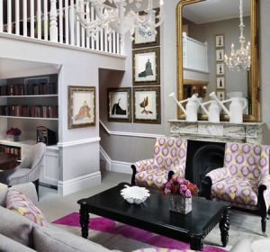 Covent-Garden-Loft-Suite-Lounge - London hip hotels - mylusciouslife.jpg